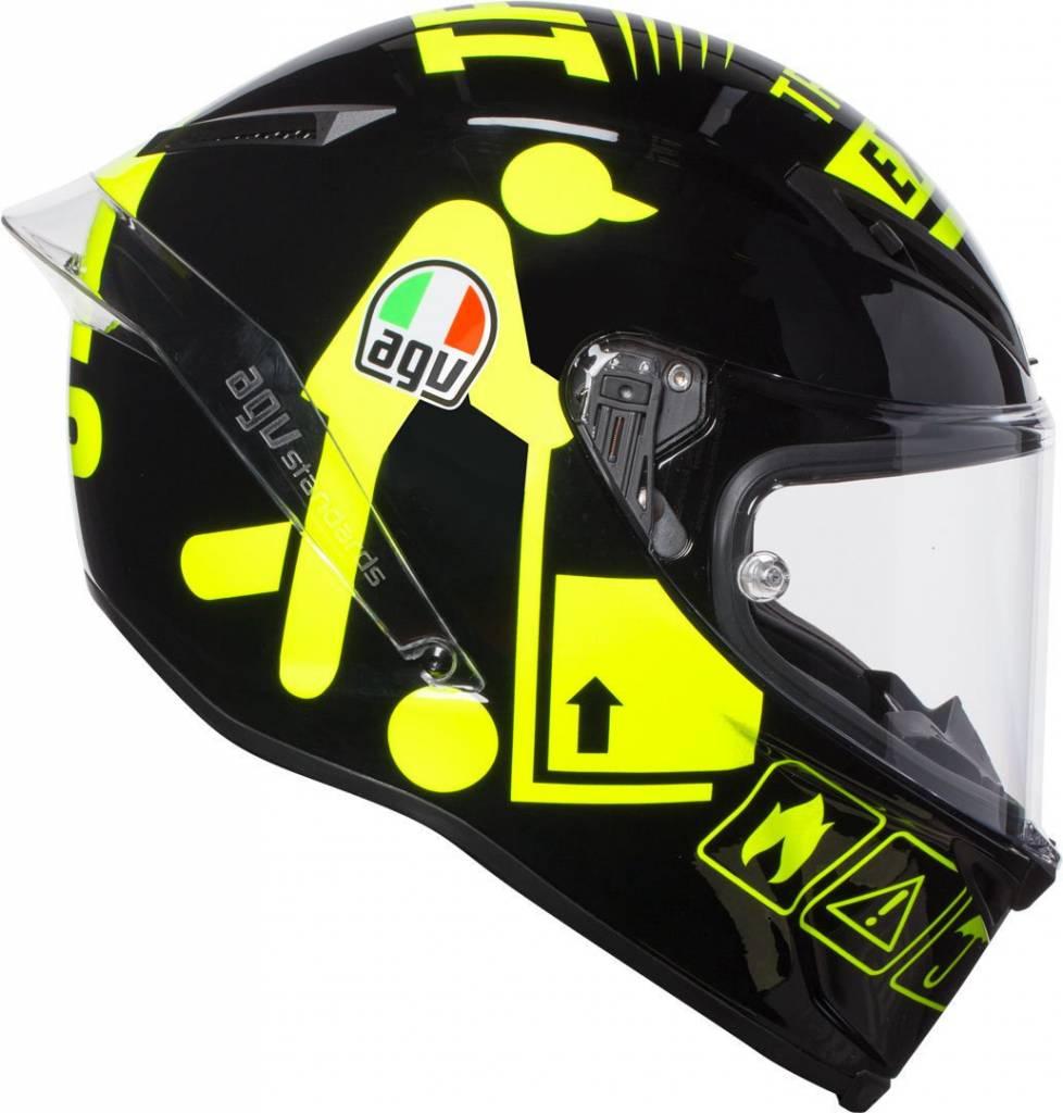agv corsa r iannone winter test 2017 helmet champion helmets