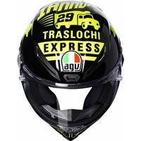 AGV Corsa R Iannone Winter Test 2017 Hjälm