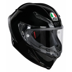 AGV AGV Corsa R Gloss Schwarz Helm + Kostenloser Visier
