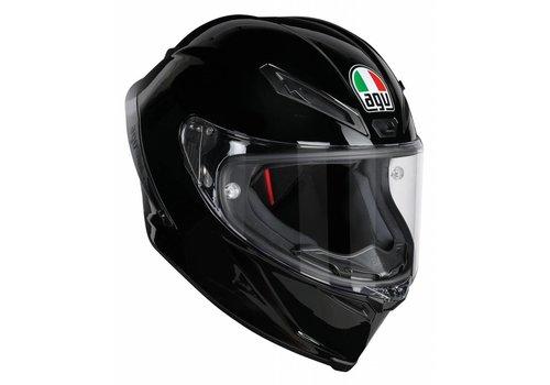 AGV Corsa R Gloss Schwarz Helm