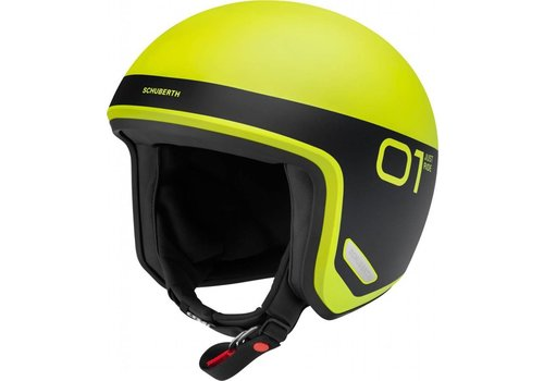 Schuberth O1 Ion Yellow Helm