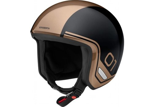 Schuberth O1 Era Bronze Helm
