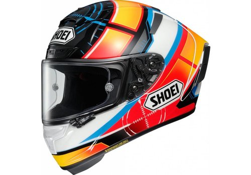 Shoei X-Spirit III De Angelis TC-1 Casco