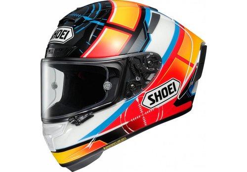 Shoei X-Spirit III De Angelis TC-1 Helmet