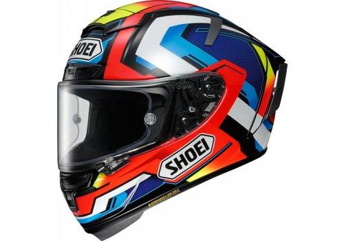 Shoei Online Shop Shoei X-Spirit III Brink TC-1 Helm Casque