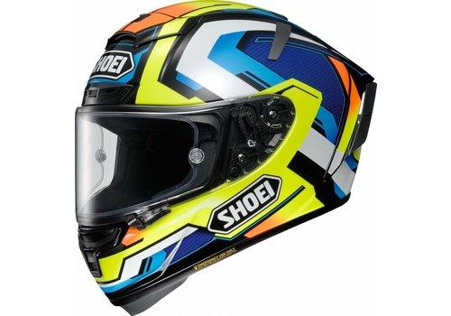 Shoei Online Shop Shoei X-Spirit III Brink TC-10 шлем