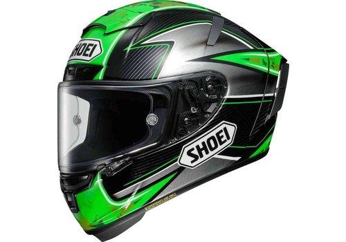 Shoei Online Shop Shoei X-Spirit III Laverty TC-4 шлем