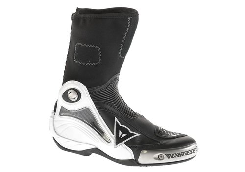 Dainese R Axial Pro In Bottes Blanc Noir