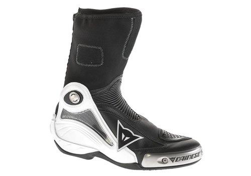 Dainese R Axial Pro In Motorradstiefel weiß schwarz