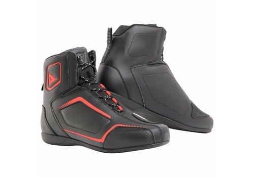 Dainese Raptors Zapatos Rojo