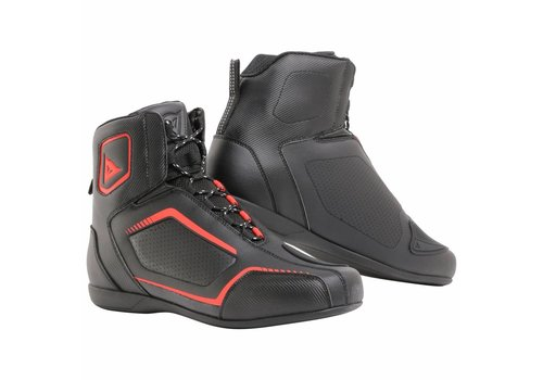 Dainese Raptors AIR Zapatos Rojo