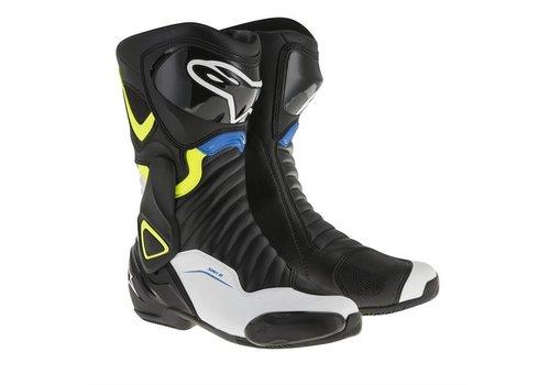 Alpinestars Alpinestars SMX 6 V2 Boots Black White Blue