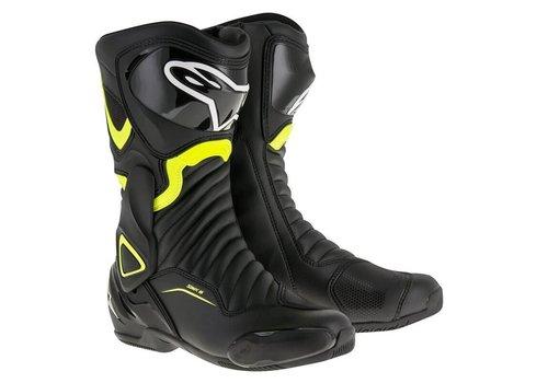 Alpinestars Alpinestars SMX 6 V2 boots Black Yellow