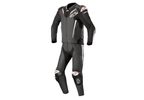 Alpinestars Alpinestars ATEM V3 2PC Leather Suit Black White