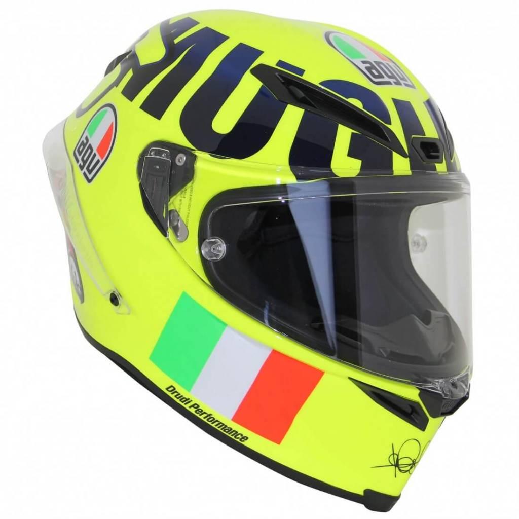 Agv Rossi Ducati Helmet