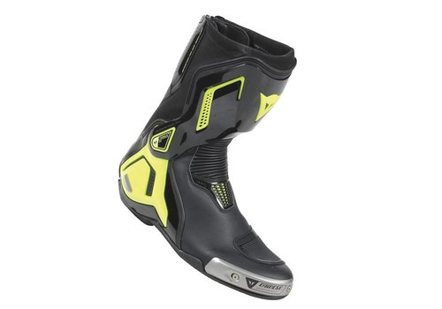 Dainese Dainese Torque D1 Out Stivali Nero Fluo Giallo