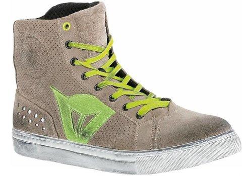 Dainese Dainese Street Biker Air Zapatos Sand Green