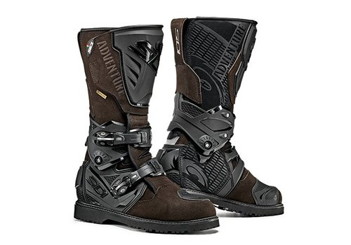 Sidi Adventure 2 Goretex Stivali - Black Brown