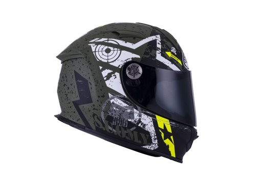 Suomy Suomy SR Sport Stars Military Helm