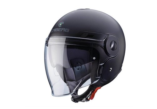 Caberg Caberg Uptown Matt Black Helmet