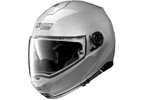 NOLAN Nolan N100-5 Classic N-Com Zilver Helm