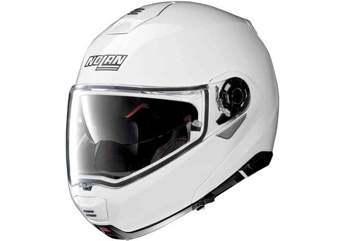 NOLAN Nolan N100-5 Classic N-Com Weiß Helm