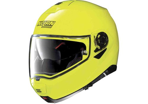 NOLAN Nolan N100-5 Hi-Visibility N-Com Helm