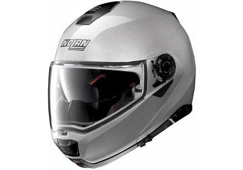 NOLAN Nolan N100-5 Special N-Com Silber Helm