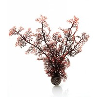 biOrb Sea fan crimson medium 30cm