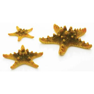 biOrb Sea stars 3x geel