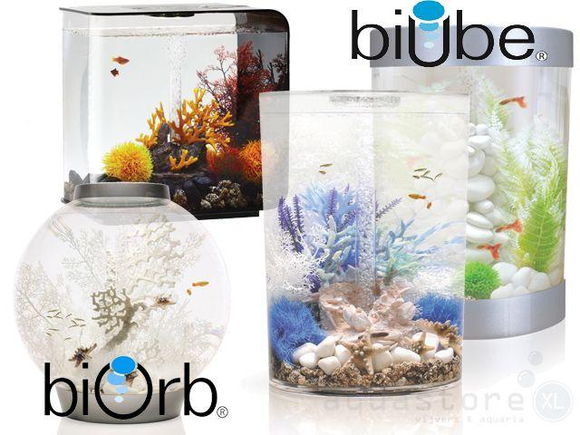 BiOrb & BiUbe