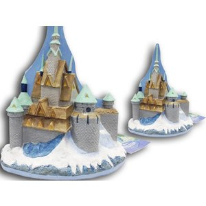 PENN PLAX Disney's Frozen winter palace