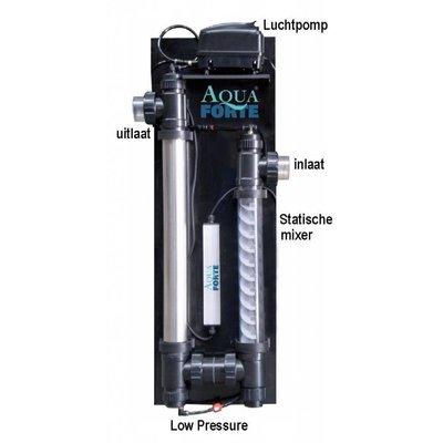 Aquaforte 2,5 meter PU slang 8 x 6 mm voor Ozon Redox