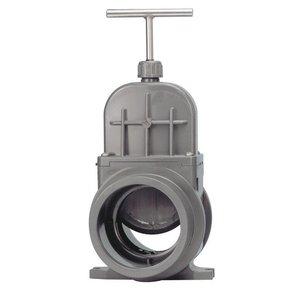 AquastoreXL VDL schuifkraan 75 mm