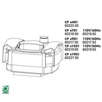 JBL CRISTALPROFI E1501 POMPKOP GREENLINE