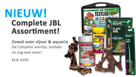 NIEUW: Complete JBL assortiment