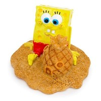PENN PLAX Spongebob with Pinapple home