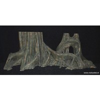 Rockzolid Background Tropical Forest Tree TRUNK 198x58cm