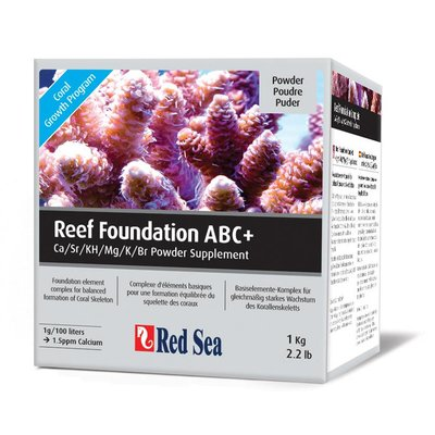 Red Sea Reef Foundation ABC+ 1kg