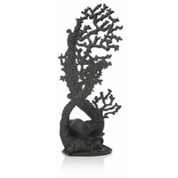 biOrb Ornament coral fan black