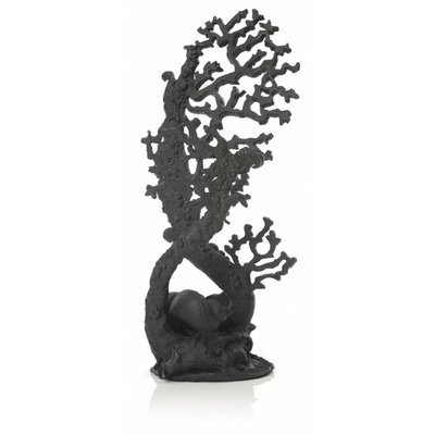 biOrb Ornament coral fan black