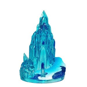 PENN PLAX Disney's Frozen ice castle