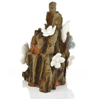 biOrb Ornament Medium Flowers on Wood