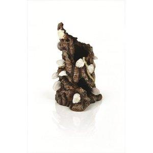 biOrb Ornament Small White shells on stump
