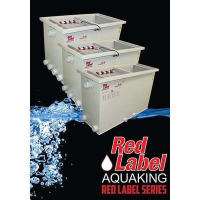 Aquaking Red Label Moving Bed Filter 20/25