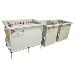 Aquaking Red Label Moving Bed Filter 75/80