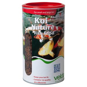 Velda Velda Koi Nature Fish Food 360 g / 1250 ml