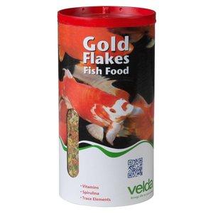 Velda Velda Gold Flakes Basic Food 230 g / 2500 ml
