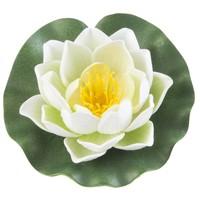 Velda Lotus foam white 10 cm