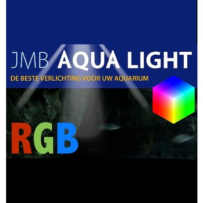 JMB RGB aqua light 14,4w / 95cm